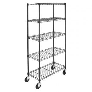 Top 10 Best 4 Shelf Shelving Unit In 2020 Reviews Shelves Shelving Unit Organizing Wires