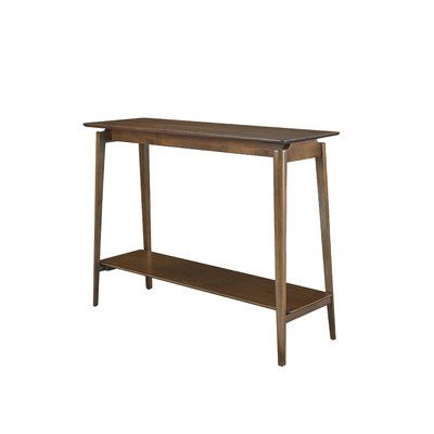 Barbosa Console Table Allmodern Console Table Contemporary Console Table Sofa Table