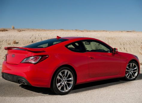 Redline Review 2015 Hyundai Genesis Coupe 38  YouTube  Vdeo