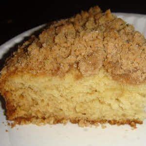 Coffee Crumb Cake Recipe Cake Desserts Crumb Cake