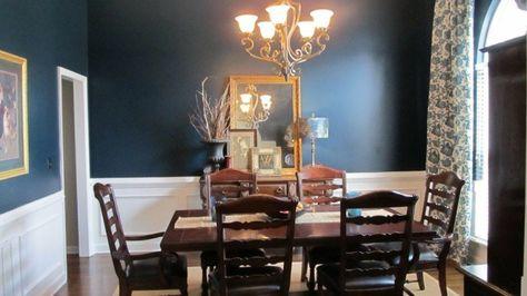Peinture salle à manger - 77 idées charmantes Projets à essayer