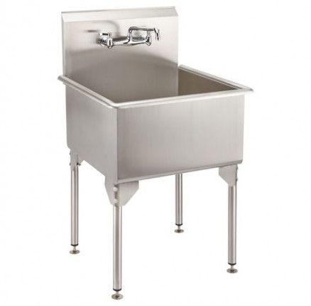 59 Ideas Bath Room Sink Industrial Stainless Steel For 2019 Bath