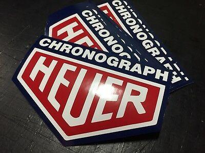 Texaco red decal sticker vintage retro race classic petrol porsche bmw