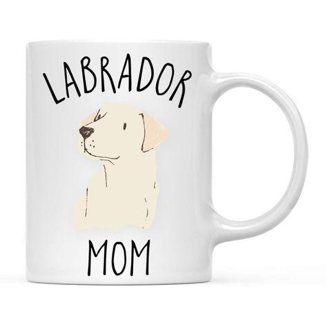 Amazon Com Andaz Press Funny Dog 11oz Coffee Mug Gift Cream