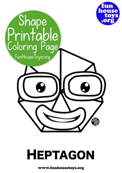 Learn Shapes With Numberblocks Coloring Pages For Kids Coloring For Kids Coloring Pages