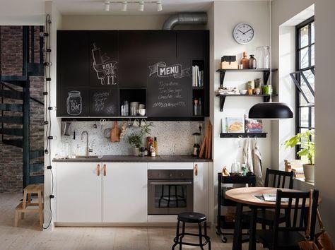 Ante Per Cucina In Muratura Ikea.La Cucina Apre Le Porte Alla Creativita Cucina In Muratura