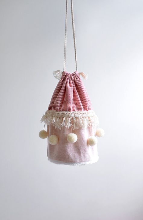 The circus has come to town bucket bag circus style by overdo,