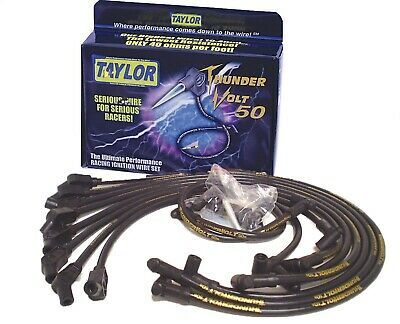 Details About Taylor Cable 98058 Thundervolt 50 10 4mm Ignition Wire Set In 2020 Ebay Wire