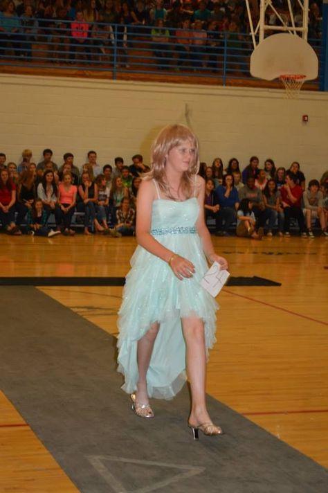 E.O. Coffman Middle School (Lawrenceburg TN) 2015 pageant