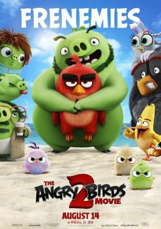 The Angry Birds Movie 2 2019 Hdts 280mb Hindi Dubbed 480p Angry