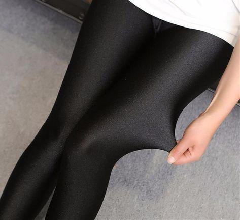 Women's Stylish Elastic Leggings – zorket