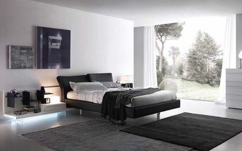 Camere Da Letto Moderne Presotto.Presotto Italia Letto Reflex Letti Di Design Camera Da Letto