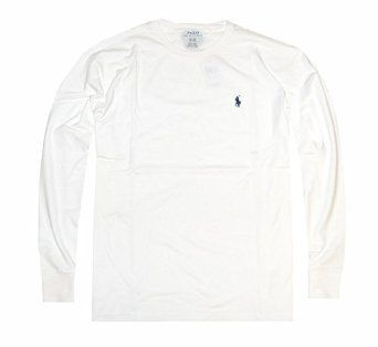 3bb40be8 Polo Ralph Lauren Men Long Sleeve Pony Logo T-Shirt at Amazon Men's  Clothing store: Fashion T Shirts