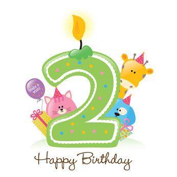 Geburtstagswunsche Zum 2 Geburtstag