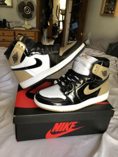 hot sale online 5bead 8a771 Details about Nike Air Jordan 1 Retro High OG NRG 861428-001 ...