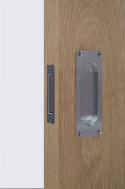 Louey Side Pocket Door Handle Poignee De Porte