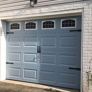 Carriage Craftsman Garage Door Hardware Vinyl Decals Etsy Garage Doors Garage Door Hardware Craftsman Garage Door