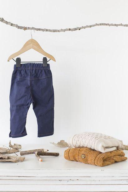 Flairstar Punto Pantalones Babero Ni/ño Beb/é Ni/ña Beb/é Mezcla de Algodon