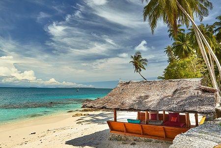 Puri Asu Resort Offers An Amusing Experience With Sozhinos Surf Lodge Surf Camp Resort North Sumatra