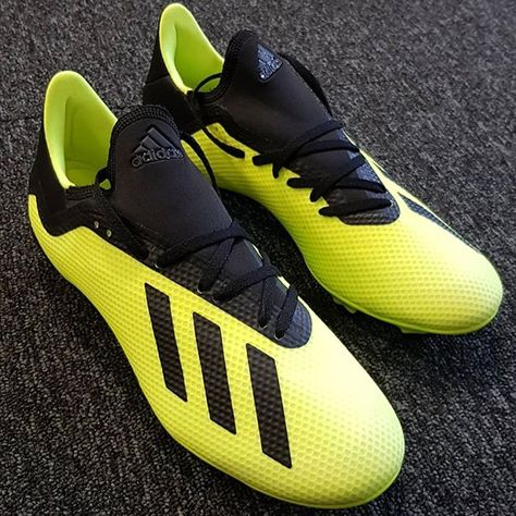 amazon buying new high quality adidas X18.3 | Adidas, Sports, Shoes