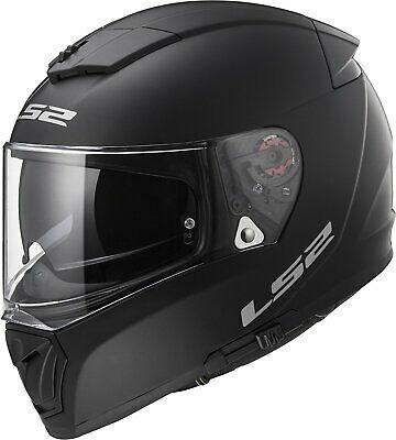Ebay Advertisement Ls2 Sports Integral Helmet Ff390 Breaker With Sun Visor Black Matte S In 2020 Ls2 Helmets Full Face Helmets Helmet