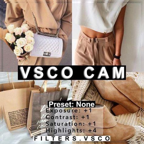 15 thèmes pour Instagram avec VSCO