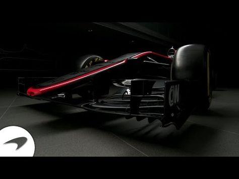 MP4-30 McLaren-Honda F1 car 2015.