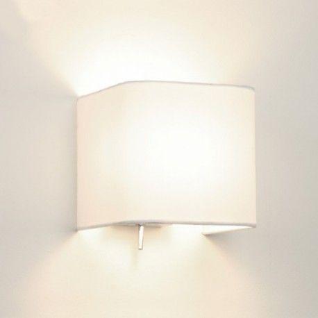 Lampe Carree Applique Ashino Astro Lighting Interrupteur Avec Images Applique Murale Blanche Eclairage Mural Parement Mural