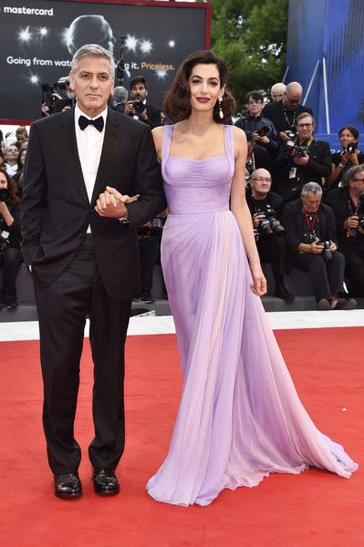 Amal Clooney - Every Must-See Gown From the Venice Film Festival 2017 - Photos