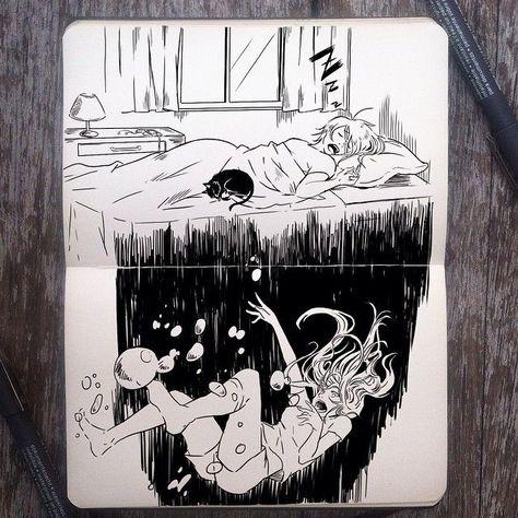 Gabriel Picolo • Freiberuflicher Illustrator mit Sitz in Brasilien • 365 Tage voller Kritzeleien -  - #Brasilien #Freiberuflicher #Gabriel #illustrator #Kritzeleien #mit #Picolo #Sitz #Tage #voller