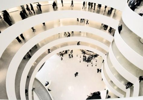 Today is the anniversary of the grand opening of the Guggenheim Museum in New York City. Since the Guggenheim Museum has been a significant cultural and architectural landmark of New York C