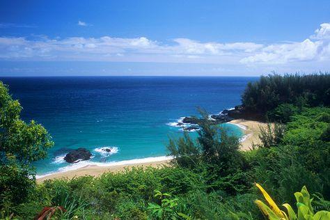 Kauai: Lumahai Beach Overlook