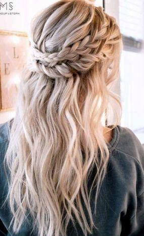 54 Ideas Wedding Hairstyles Thin Hair Beach Waves Wedding Hairstyles Thin Hair Medium Length Hair Styles Medium Hair Styles