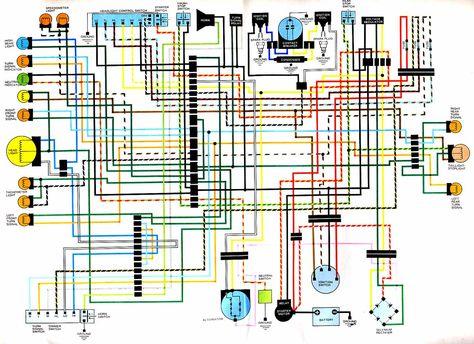 1981 Yamaha Xs400 Wiring Diagram Sesapro Com  sc 1 st  Zielgate.com : xs650 bobber wiring diagram - yogabreezes.com