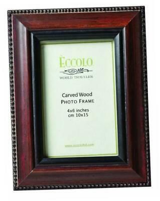 Ebay Link New Eccolo Fashion Antiqued Carved Wood Frame Roma 5 By 7 Inch Home Garden Homedcor Frames Ebay Link Fashion