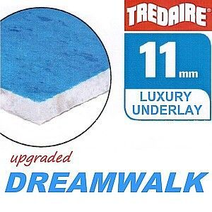 Dreamwalk By Tredaire 11mm Teppichunterlage Carpet Underlay Carpet Expressions