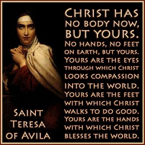 St Teresa of Avila and the Carmel commitment to Priests