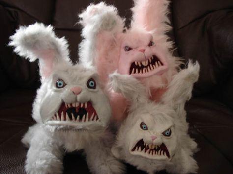 adjusting stuffed animals... visit your resale stores...