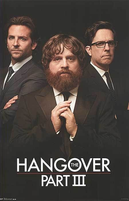 The Hangover Part 3 Poster Movie Posters Best Movie Posters Movie Posters Vintage