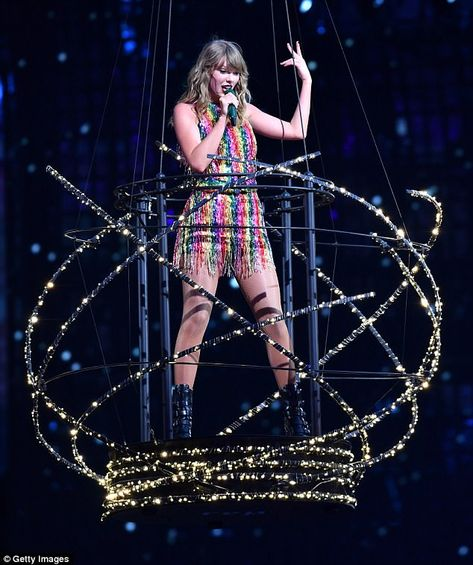 Taylor Swift's Reputation tour comes to London
