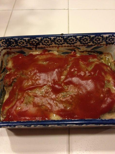 Ranch Meatloaf Ranch Meatloaf Good Meatloaf Recipe Meatloaf Recipes