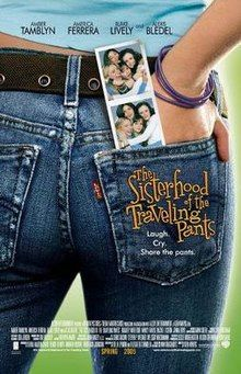 The Sisterhood Of The Traveling Pants Filmes Completos Online