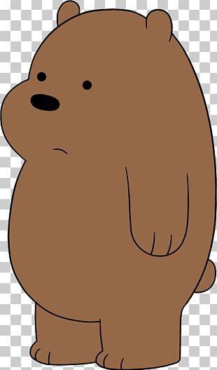 Grizzly Bear Desktop We Bare Bears Png Clipart Animals Bear Carnivoran Cartoon Charlie Free Png Download Grizzly Bear Bear We Bare Bears