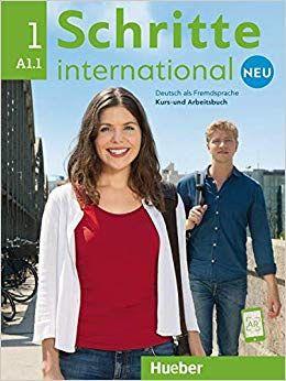 كتاب Schritte International Neu A1 1 بصيغه Pdf الصوتيات تعلم الالمانية بسهولة In 2020 Learn German Books To Read Online Free Educational Apps