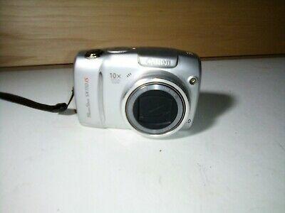 Canon Powershot Sx110is 9 0 Megapixel 10x Zoom In 2020 Powershot Canon Powershot Fujifilm Instax Mini