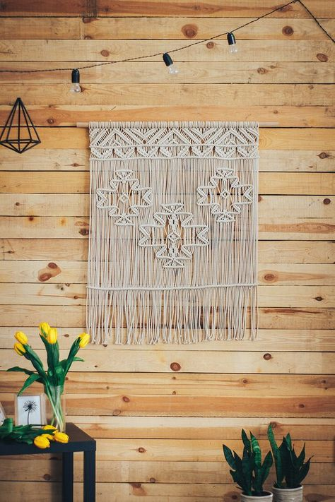 """Tapestry wall hanging """"Passion For Modern Wall Art"""""""