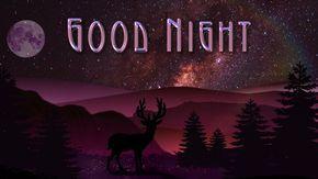 Good Night 4k Animation Greeting Cards Goodnight Sweetdreams Animation Goodnig Good Morning Beautiful Images Good Night Sweetheart Good Night Greetings