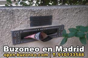 Buzoneo En Madrid Empresa De Reparto De Publicidad Open