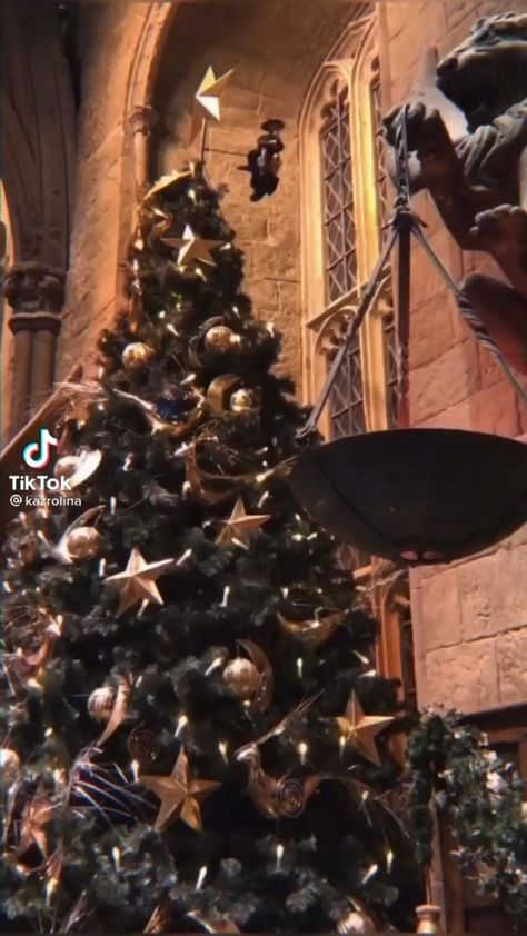 Hogwarts Christmas time. Help visualize hogwarts for shifting