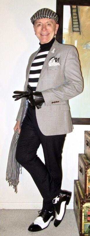 dandystyle Tallia Orange jacket, Highline...